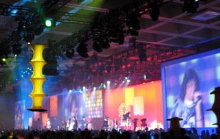 VMworld 2009 Foreigner Concert
