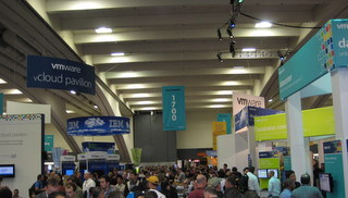 VMworld 2009 Solutions Exchange
