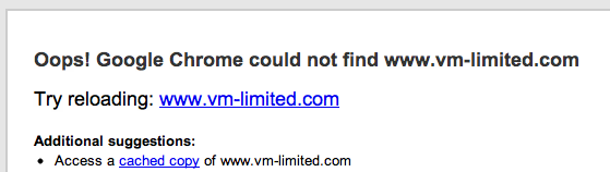 Where's VMlimited